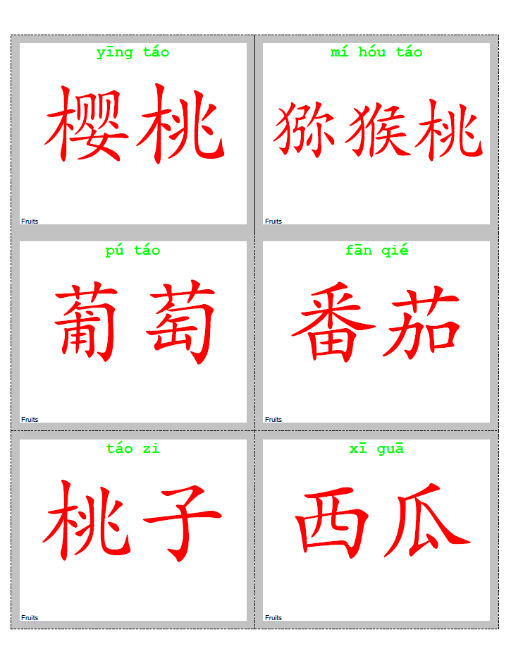 image relating to Printable Flash Card Maker Front and Back named Arch Chinese - Mandarin Chinese Flashcard Company